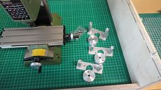 Project: Converting a milling machine to a CNC machine. - Page 1