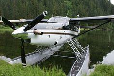 Alaska Seaplane Photos - Misty Fjords Air