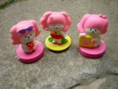 Poochie stamps and poochie doll