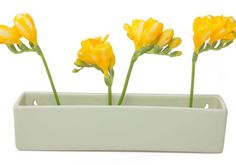 Take your #green #thumb to new places with this #Chive #Wall #Brick. | $30