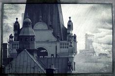 Ostrava Czech Republic, Beautiful Places, Industrial, City, Pictures, Painting, Historia, Photos, Painting Art