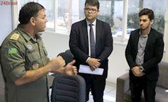 OAB-PI representa policiais militares por condutas abusivas