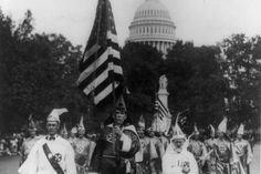 A century ago, millions of Americans banded together in defense of white, Christian America and traditional morality—and most of their compatriots turned a blind eye to the Ku Klux Klan.