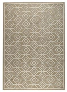 Looks so soft!!  Not cheapest but not the most expensive.... It's a great transition rug between crazy orange persian in the living room and your striped rug in the master bedroom.  Would look great with blue wallpaper or seagrass wallpaper.  Love soft pattern.  Tone on tone add interest but in a simple way.