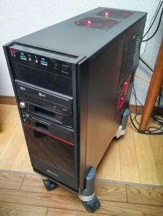 PCアップグレード SSD&HDDの交換をしやすくしました♪