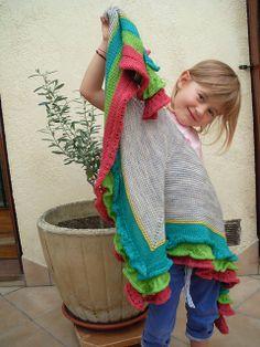 Ravelry: virginiebeaumont's / Hoopla ! It's my shawl Mum... /