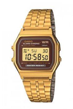 CASIO A159WGEA-5DF Digital Unisex Kol Saati: ----LİDYANA- wintage