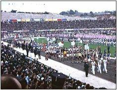 Inauguração do Estádio do Restelo, 23/09/1956