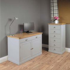 durable and eco friendly furniture free uk delivery over 300 baumhaus chadwick hidden home office baumhaus hampton hidden home office desk