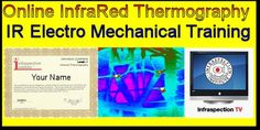 electro mechanical thermography and predictive maintenance training