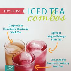 Remix Your Steeped Tea  Iced Tea! http://www.mysteepedteaparty.com/KT203978/