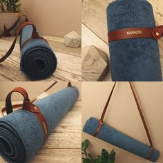 Yoga mat strap personalized   https://www.etsy.com/listing/496483469/yoga-mat-holder-yoga-mat-strap-leather?ref=shop_home_feat_2