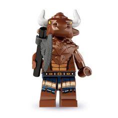 Lego Minifigures Series 6 - Minotaur LEGO http://smile.amazon.com/dp/B006XLDJD0/ref=cm_sw_r_pi_dp_sfnEwb12BV1Z1