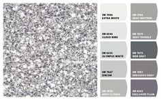 Chip It! by Sherwin-Williams – Formica Flint Crystal countertop