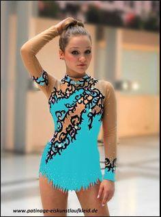 gymnastique rythmique costume artistique justaucorps leotards collant