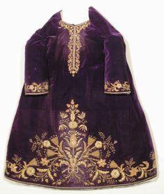 Bambino Dress. C19th. National Trust.