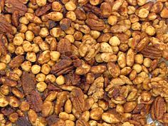 Spiced Nuts recipe from Emeril Lagasse via Food Network