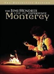 RockConcert:The Jimi Hendrix Experience LIVE AT MONTEREY