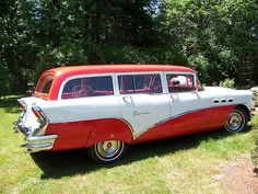My new Baby - A 1956 Buick Special Estate Wagon | Classic Memories ...