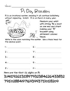 Pi Day Word Search | Pi day ideas | Pinterest | Free worksheets ...