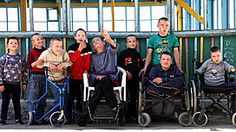 Did you know 10 times as many children are in institutional care in Ukraine as in England? Don't miss this eye-opening documentary tonight Ukraine's Forgotten Children at 9pm GMT on BBC4.