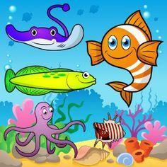 animaux aquatique