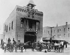 The Volunteers, 1871 to 1885: LA Fire Department - historical archive