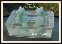 Tantric. Handmade soaps with Honey Vodka and by MadeByORiley