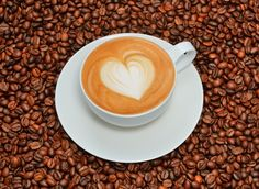 """Let us begin with a cup of #coffee and allow our hearts to take over, our hearts? May be yes? May be no? Find out what happens when a """"hearty cup"""" of coffee gets two lovers to tango :)"""