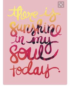 Today is a beautiful day for this quote! Where I'm living the sun was shining all weekend. I was able to master a yoga pose that I've been working six months on and I had the best day t…