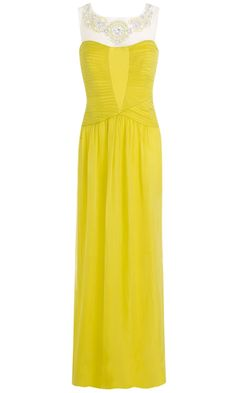 The Collection at Debenhams Petite Black Glitter Spot Maxi Evening Party Dress