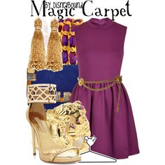 """""""Magic Carpet"""" by lalakay on Polyvore"""