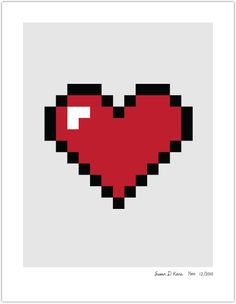 awesome icon art print