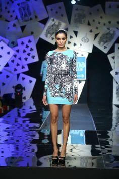 Pankaj & Nidhi Autumn Winter 2014 at Wills Lifestyle India Fashion Week Delhi