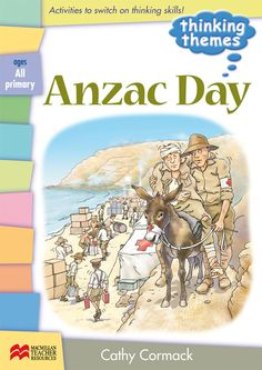 The Thinking Themes: Anzac Day Teacher Resource Book is packed with 45 practical and fun activities on the theme Anzac Day. The wall charts are developed around images of Anzac Day. - See more at: http://www.teachersuperstore.com.au/product/history/thinking-themes-anzac-day-teacher-resources/#sthash.8Oqcrwlq.dpuf