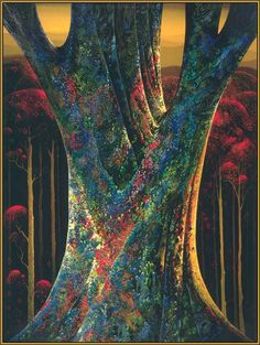 Majestic Tree Artist: Eyvind Earle