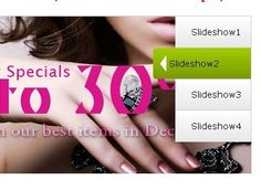 desSlideshow is a lightweight and easy-to-use jQuery slideshow plugin which allows you to create a stylish slideshow with animated navigation buttons for displaying featured content/images of your website.