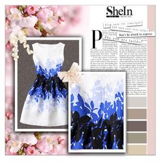 """NEW SHEIN CONTEST!"" by majagirls ❤ liked on Polyvore featuring WithChic and shein"