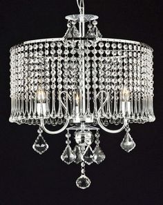 Contemporary Round Crystal Chandelier > $103.79 - http://ynueco.net/contemporary-round-crystal-chandelier-103-79/