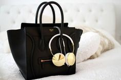 Perfect handbag and Headphones!
