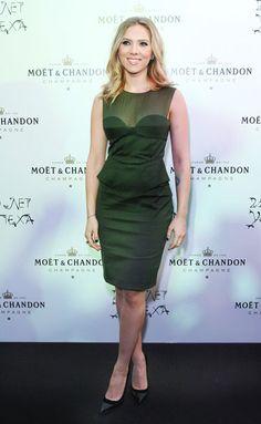 Scarlett Johansson in Pucci