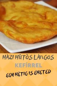 Így csináld a házi kefires hűtős lángost – Egyszer bedagasztod, és egy hétig készítheted! - Szupertanácsok Hungarian Cuisine, Hungarian Recipes, Kefir How To Make, Food To Make, Kefir Recipes, Cooking Recipes, Kefir Probiotic, Kefir Yogurt, Lunches And Dinners