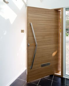 Urban Front - Contemporary front doors UK | designs | milano