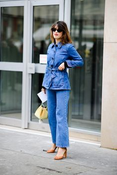 The Best Street Style From Paris Fashion Week Fall 2018