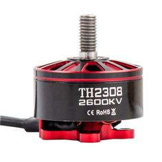 TopMotor TH2308 2308 2600KV Brushless Motor 3-5S Red For RC Drone FPV Racing Multi Rotor #StepperMachineExercises
