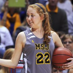 """#VIDEO......Lauren Hill, 19, dies from brain cancer. This year Old woman did more in her short time with us than some did in 80 years. 19-year-old freshman basketball player at Mount St. Joseph University co-founded of her foundation named """"The Cure Starts Now"""". Through Lauren's fundraising and advocacy efforts, she not only became a spotlight on the lack of funding for cancer research, but she most certainly become a beacon guiding researchers for years to come,"""" The Cure Starts Now…"""
