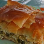 Πρασοπιτα σκετη απολαυση !!! Αν δεν εχετε δοκιμασει αυτη την πιτα, δεν ξερετε τι παει να πει απολαυση !!! Cookbook Recipes, Pie Recipes, Cooking Recipes, Greek Recipes, Desert Recipes, Cyprus Food, Greek Pastries, Cheese Pies, Delicious Desserts