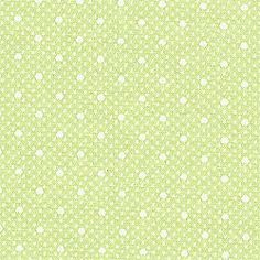Pimlico Dot #fabric in #green from the Serendipity collection. #Thibaut