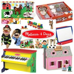 Melissa and Doug Toy closeout! 100's of NEW toys priced @ 35-70% off retail!!! 3 days only @ Bella Kids! Oct. 26-28 @ 7980 Transit, Williamsville. www.wnybellakids.com