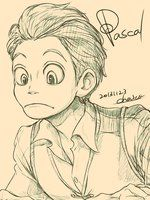 Pascal by chacckco- humanize Disney animals